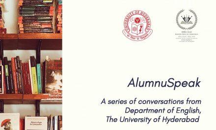 AlumnuSpeak with VK Karthika