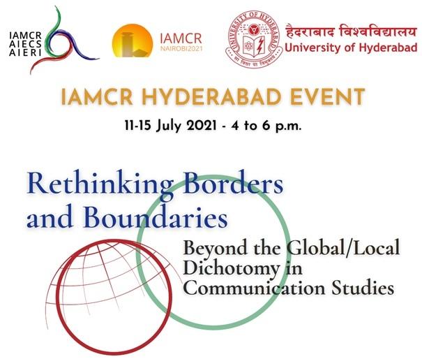 UoH hosts IAMCR Hyderabad Event