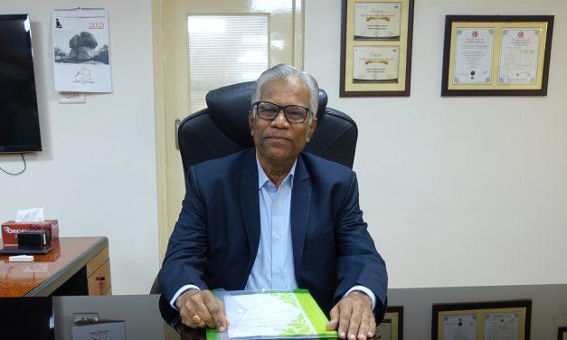 प्रो. बासुतकर जगदीश्वर राव ने कुलपति का कार्यभार ग्रहण किया