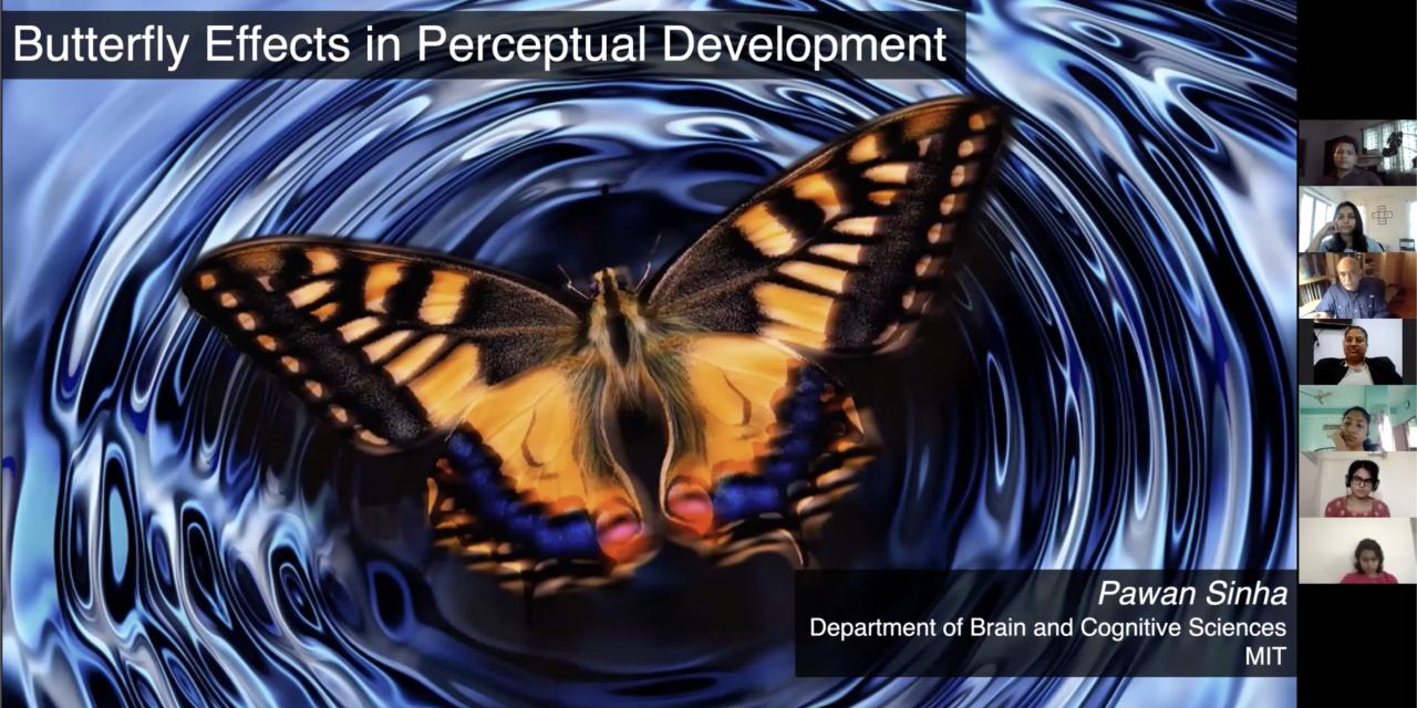 अवधारणात्मक विकास पर संज्ञानात्मक व्याख्यान
