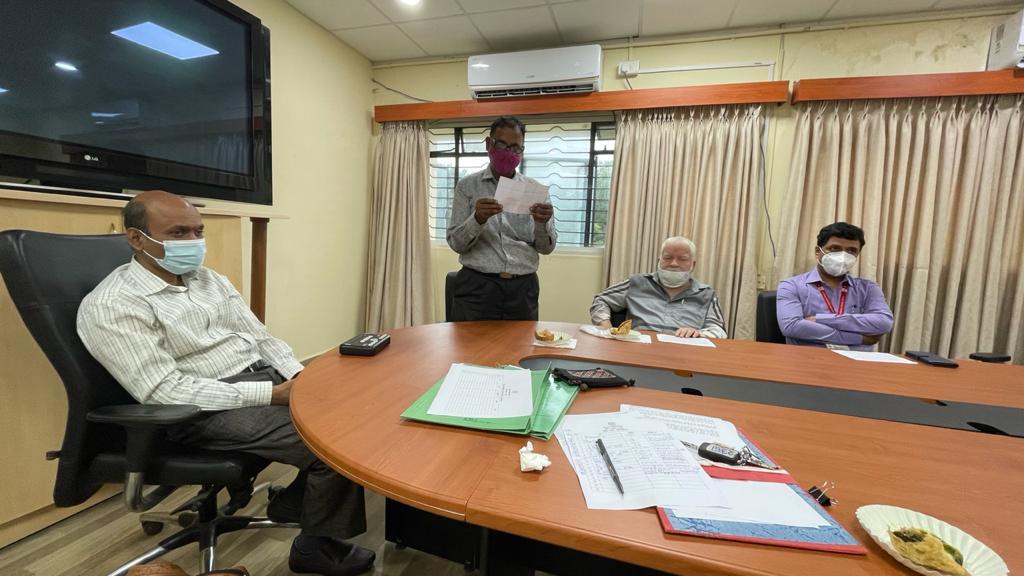 हिंदी प्रतियोगिताओं का आयोजन