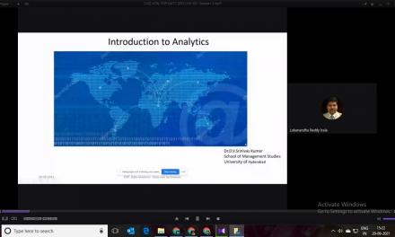 Data Analytics: Tools & Techniques